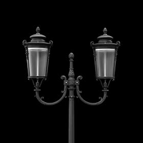 Neri Illuminazione by Illuminazione Sistemi Di Illuminazione Palo Cima