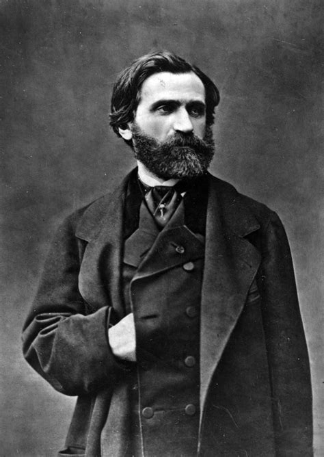 A Listing of Operas by Giuseppe Verdi