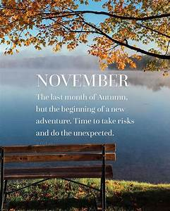The 25+ best November quotes ideas on Pinterest | November ...