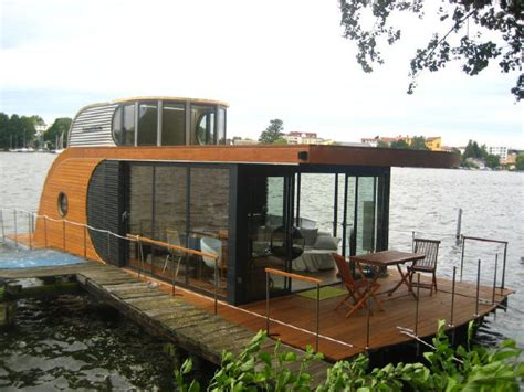 Schwimmkörper Für Hausboot by Hausboote Ponton Schwimmk 246 Rper Und Wasserfahrzeuge
