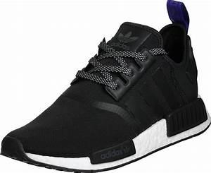 Adidas NMD R1 Schuhe Schwarz Blau Im WeAre Shop