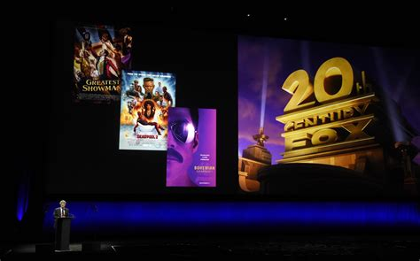 Disney Presents A United Front With Fox At Cinemacon