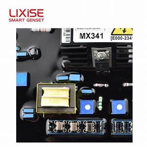 Avr Mx341 Diesel Generator Avr Circuit Diagram