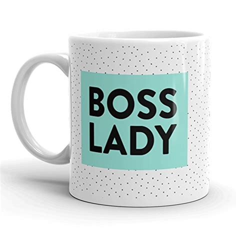 Super cool cat mom quotes mug funny cat lover gift. Boss Lady Funny Coffee Mug Unique Novelty Ceramic Cup with Quotes and Sayings for Women, Mom ...