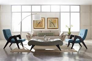 luxury and modern living room design with modern sofa With design chairs for living room