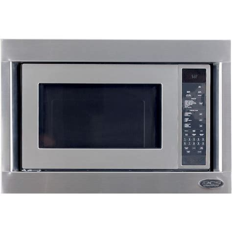 DCS CMOS 24SS 2 Microwave Oven Convection