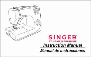 Singer Sewing Machine 8280 User Guide