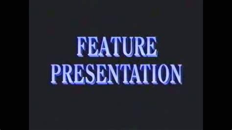 1989-1999 Disney Feature Presentation Extended Theme - YouTube