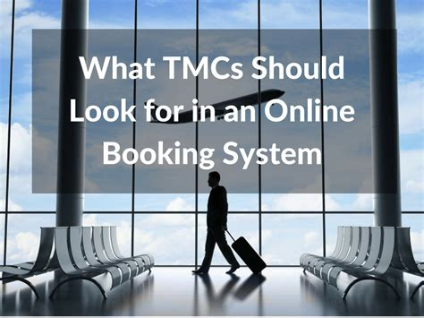 tmcs       booking system