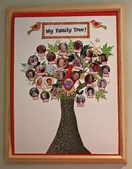 family tree assignment high school