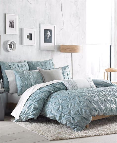 34101 bar iii bedding bar iii bedding pleat cotton xl