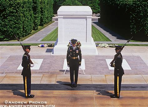 of the unknowns what it s like to be an arlington guard 3 words