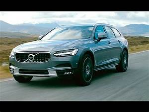 Volvo V90 Cross Country : volvo v90 cross country 2017 review new volvo xc90 review 2017 carjam tv hd youtube ~ Medecine-chirurgie-esthetiques.com Avis de Voitures