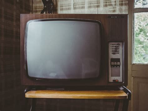 Tv Free by Tv Television Vintage 183 Free Photo On Pixabay
