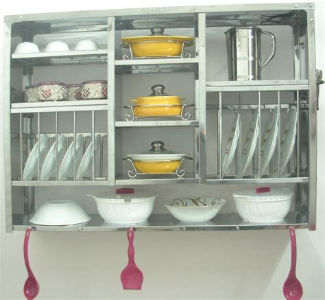 Kitchen Wall Shelves For Dishes
