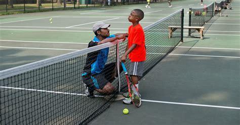 play tennis   york times