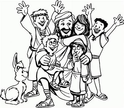 Coloring Pages Jesus Popular