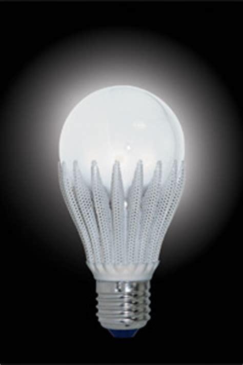 how led light bulbs work howstuffworks