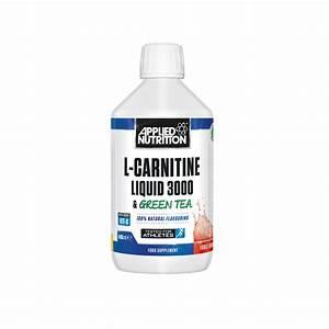 Applied Nutrition Liquid L-carnitine 3000 495ml
