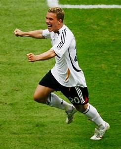 Lukas Podolski Photos Photos - Group A Ecuador v Germany ...