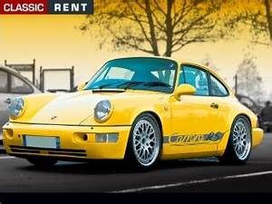 Louer Une Porsche : location porsche 964 jaune de 1993 louer porsche 964 jaune de 1993 ~ Medecine-chirurgie-esthetiques.com Avis de Voitures