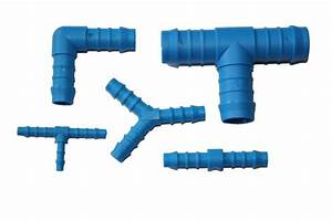 Tuyau En Plastique : raccord de tuyau 6 mm raccord t en plastique polyamide ~ Edinachiropracticcenter.com Idées de Décoration
