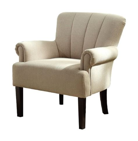 Homelegance 1212f1s Flared Arm Accent Chair, Solid Camel