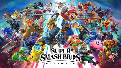 Every Single Fighter Returns To Duke It Out In Super Smash