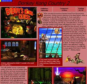 Donkey Kong Country 2 Map