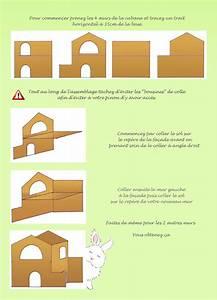 Maison Pour Lapin : tuto cabane de winnie la dure vie du lapin urbain ~ Premium-room.com Idées de Décoration