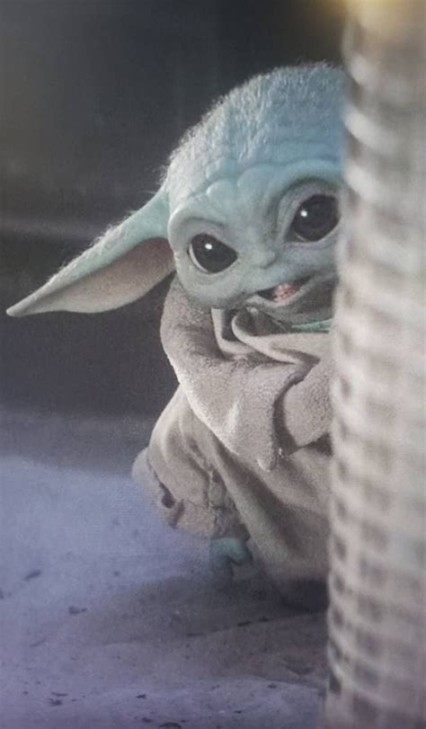 Funny phone wallpaper mood wallpaper wallpaper for your phone iphone background wallpaper locked if you like star wars wallpaper iphone, you might love these ideas. Baby Yoda Cute Hintergrundbild - NawPic