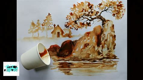 Are you looking for the best images of coffee watercolor? Coffee art | artwork | coffee decor | instant coffee art ...