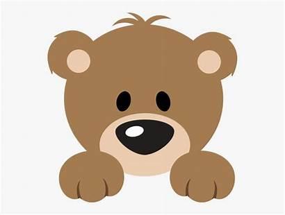 Bear Face Clipart Teddy Cartoon Sunglasses Clipground