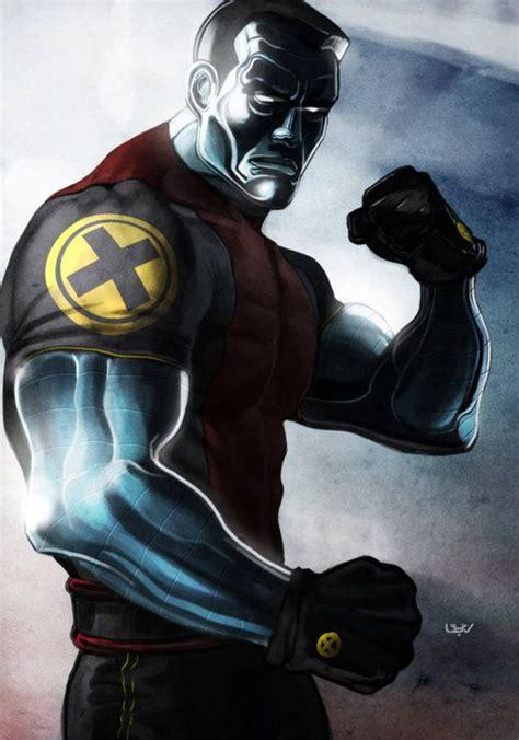 Colossus Fan Art (X-Men Fan Art) — Colossus — by *wyv1 ...