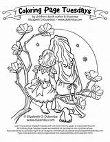 Coloring Congress Printable Stone Fox Daughter Mother Colouring Soup 1000 Getcolorings Tuesday Adult Getdrawings sketch template