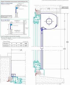 Fenetre De Toit Avec Volet Roulant Integre : mono id2 autonome le meilleur volet roulant solaire ~ Premium-room.com Idées de Décoration