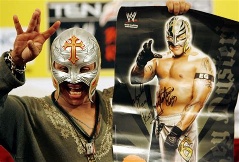 mysterio rey jr wrestler death perro aguayo died he cause retirement mexican legendary loves sport leave latintimes retirment