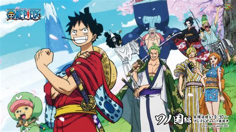piece wano kuni wallpapers wallpaper cave