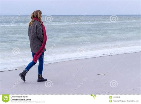 At The Shore Stock Photography