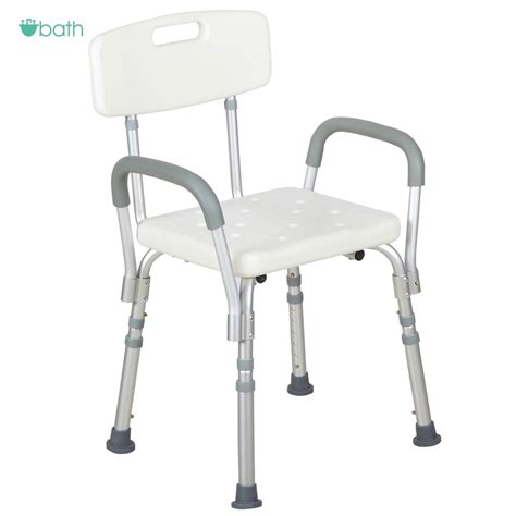 tub chair and stool adjustable shower bench chair bath stool seat w