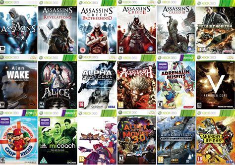 Gallery Xbox 360 Games Best Games Resource