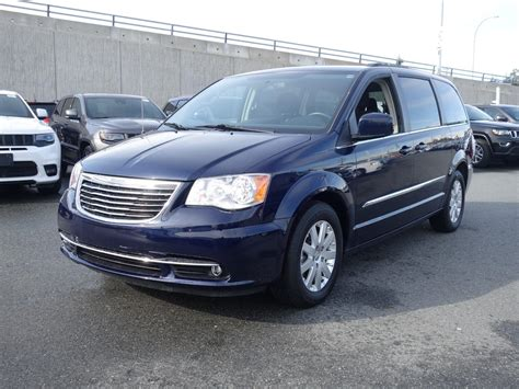 Chrysler Town And Country Touring by 2015 Chrysler Town And Country Touring Langley