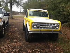 1973 Early Bronco 66