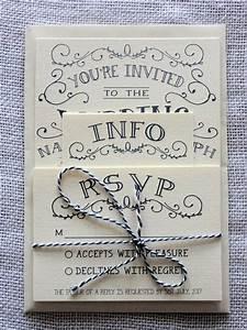 wedding invitations diy best photos cute wedding ideas With wedding announcement gift ideas