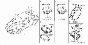 Nissan Altima Radio Amplifier