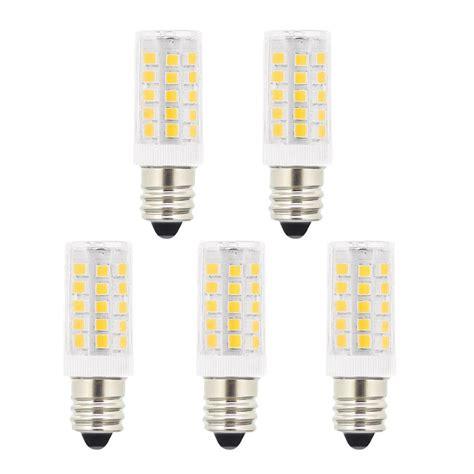 best 5w t3 e12 candelabra base led bulbs 40 watt