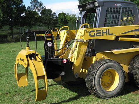 martatch heavy duty  point tractor log grapple model hdlgpt