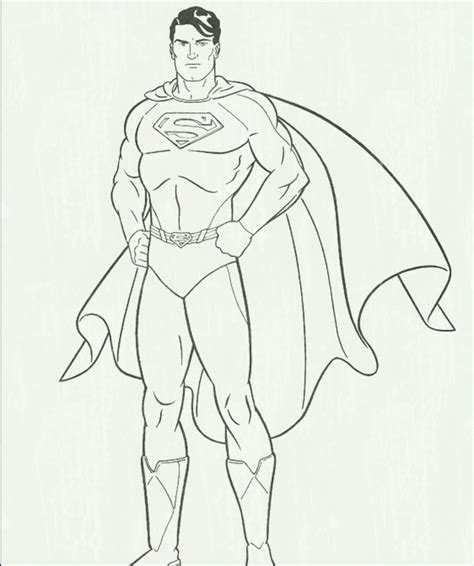 Superman Coloring Pages Free Gallery Ideas Marvelous Lego