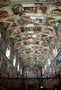 Sistine Chapel ceiling - Wikipedia