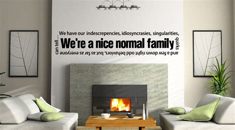 wall stickers home decor family wall quotes quotesgram
